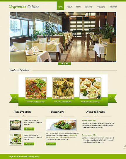 リゾート地イタリアン ホームページ
